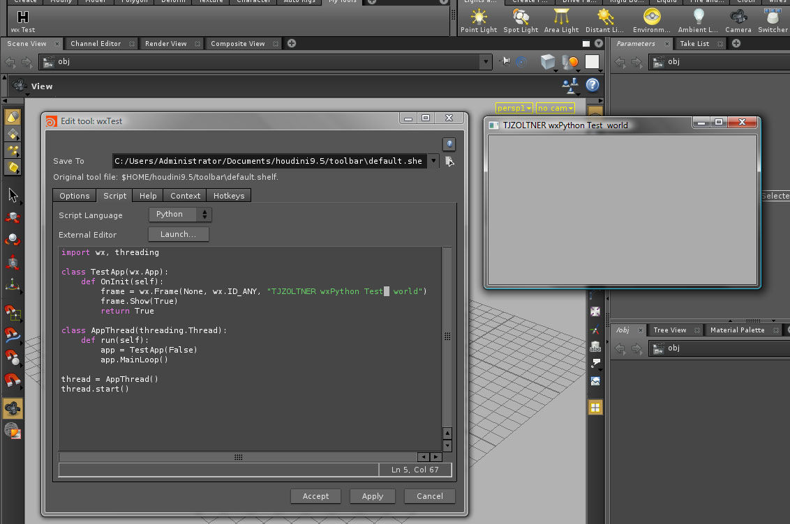 Thomas j zoltner renderman portfolio 2 my starting point for this project is from 3dbuzz who makes a tutorial on creating a driven key tool with a gui for houdini baditri Images
