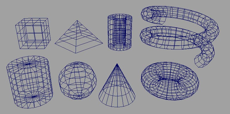 prototype of 3d cadaster polygonal model Polygonal model - stl file (48 mb) a faceted (or tessellated) model consisting of many triangles facets are formed by using the point cloud uses:.