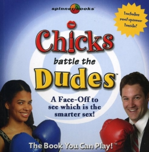 Chicks Battle The Dudes