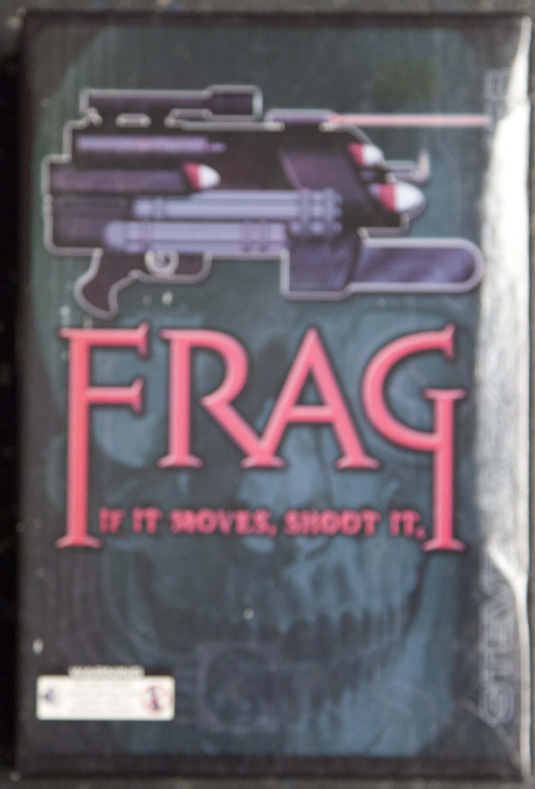 Frag Fire Zone