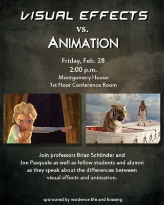 Visual Effects VS. Animation