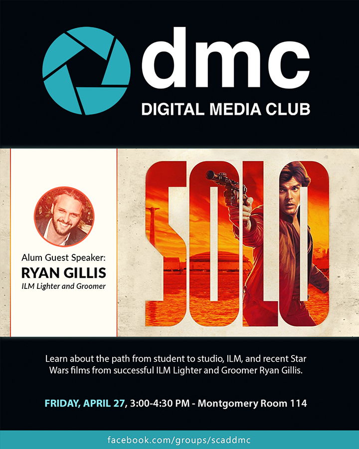 Digital Media Club – Ryan Gillis