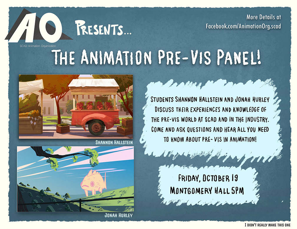 AO Presents… The Animation Pre-Vis Panel!