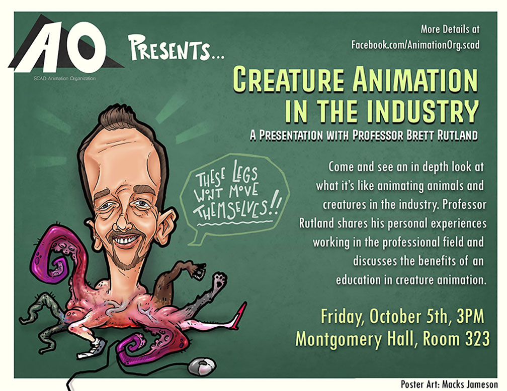 AO Presents… Creature Animation in the Industry