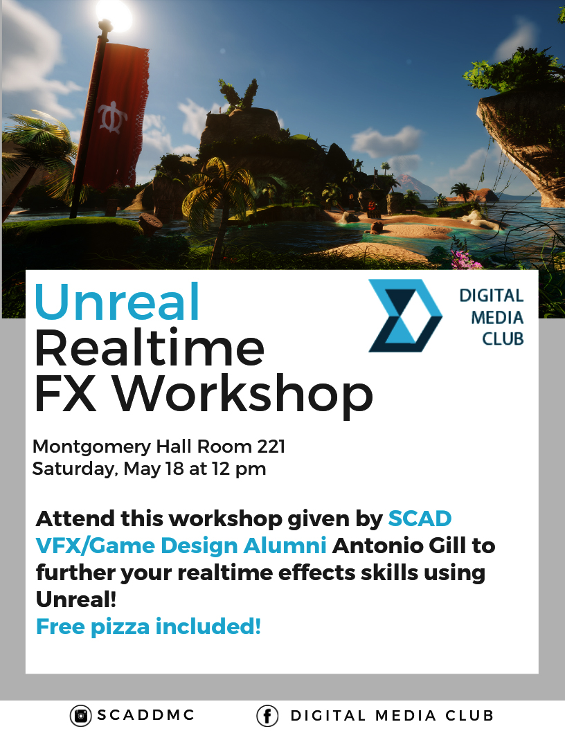 Unreal Realtime FX Workshop