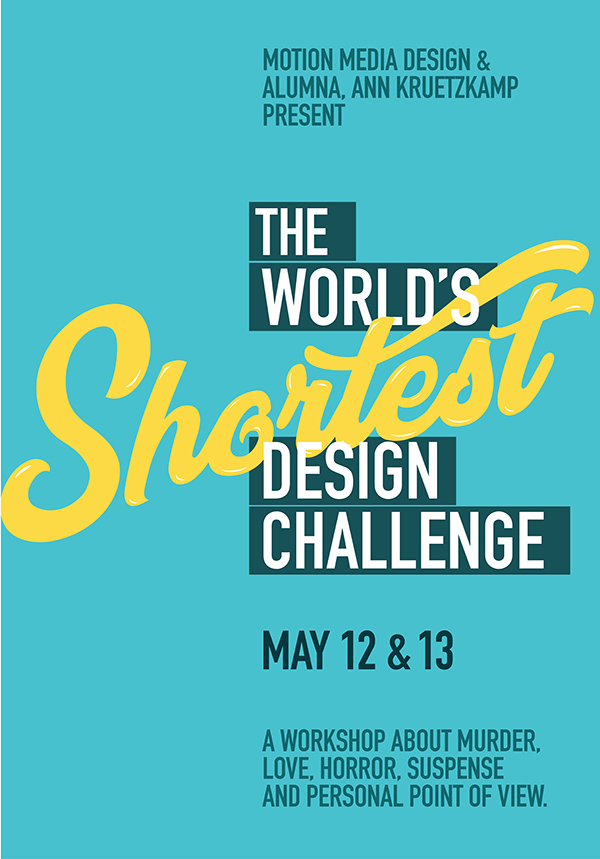 MOME Presents: The World's Shortest Design Challenge