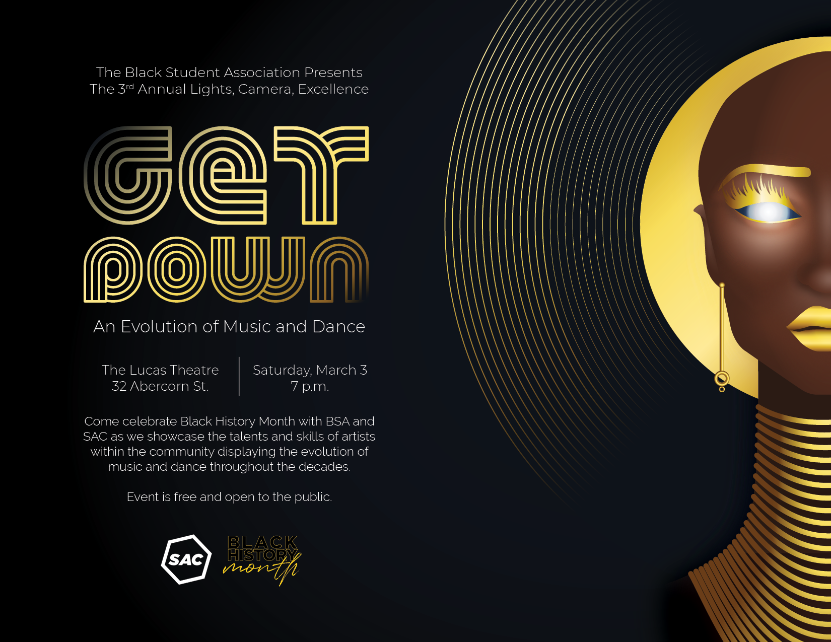 Get Down – An Evolution of Music and Dance