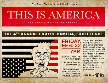 The 4th Annual Lights, Cameras, Excellence Presents – THIS IS AMERICA