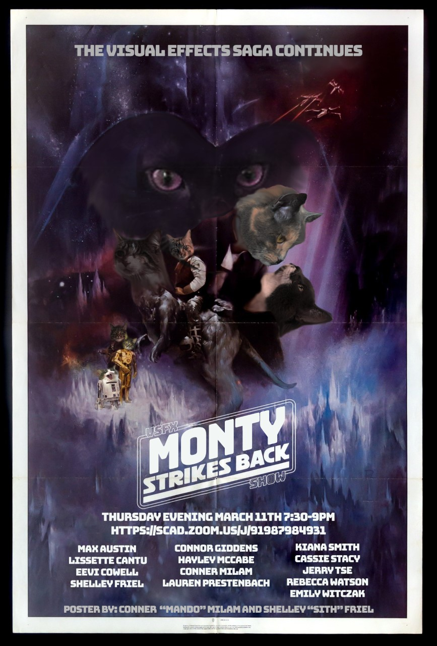 The Visual Effects Sage Continues… VSFX Presents – Monty Strikes Back