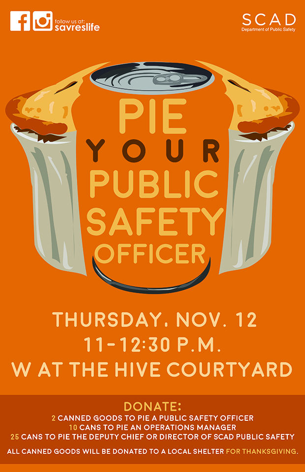 Pie Your public safety officer