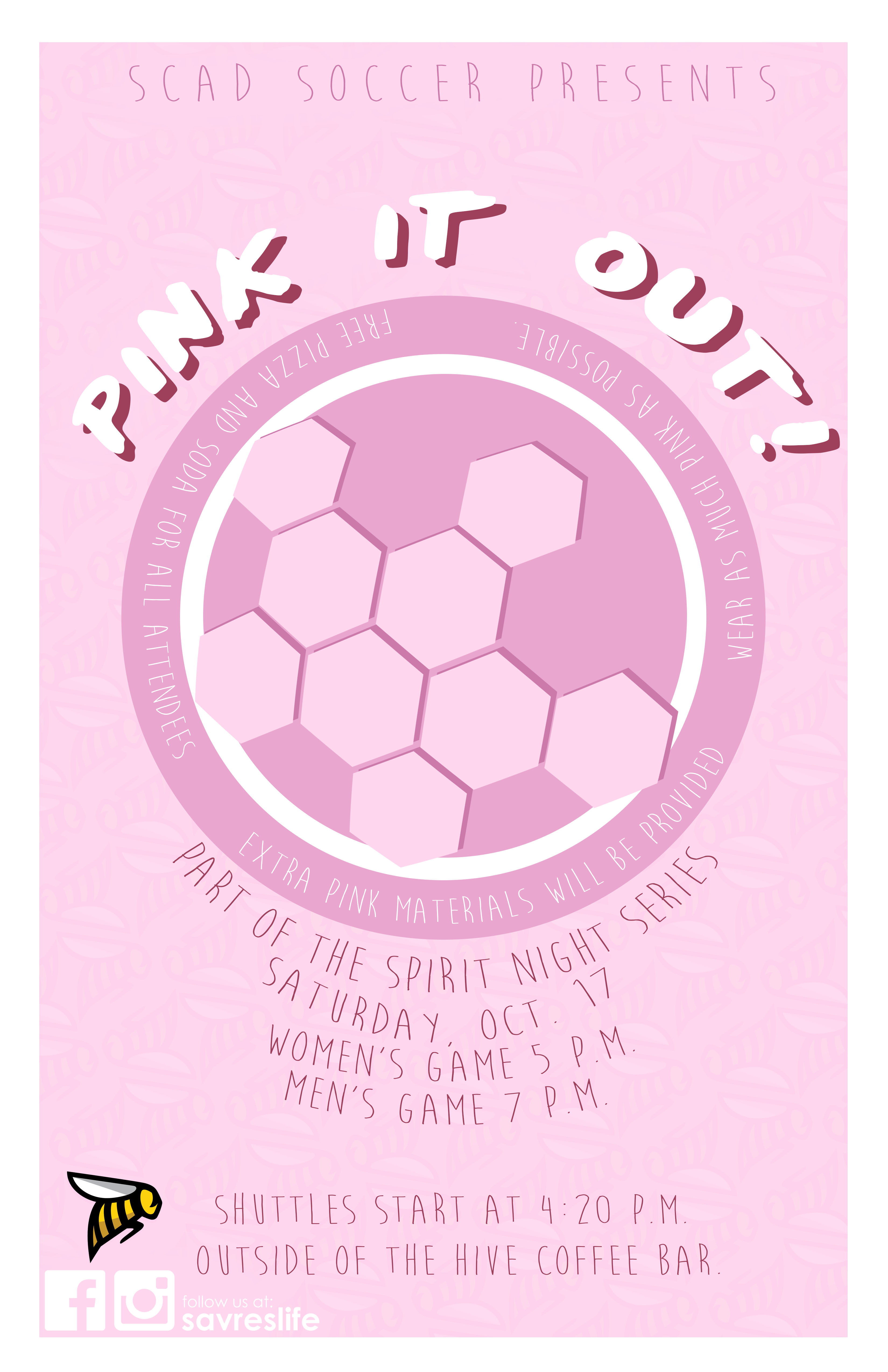 Pink It Out!