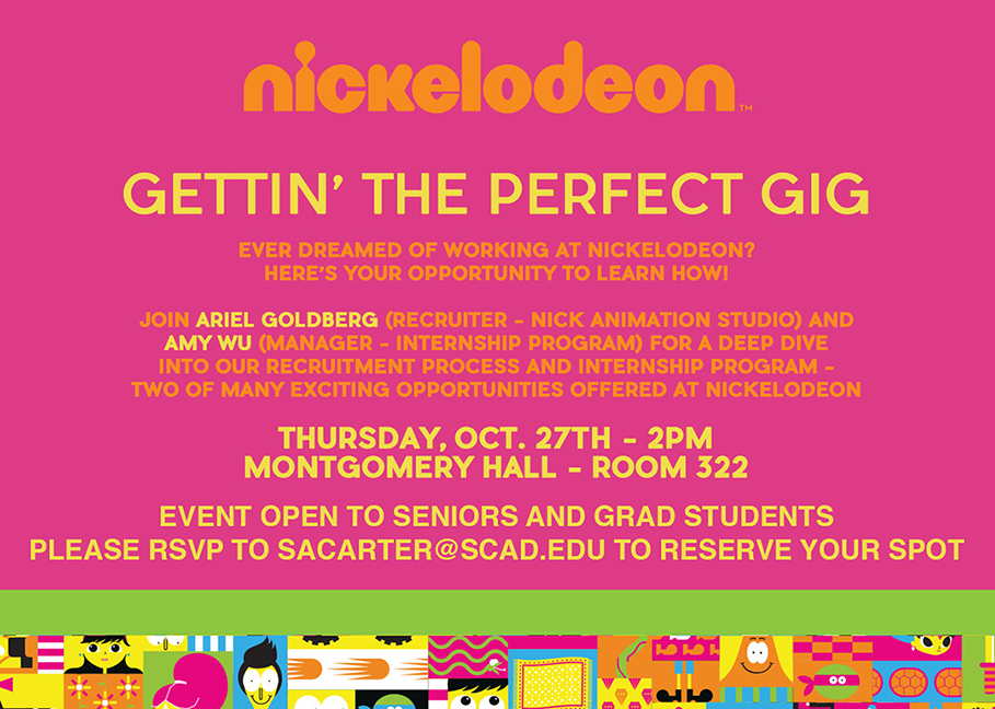 Nickelodeon – Gettin' The Perfect Gig