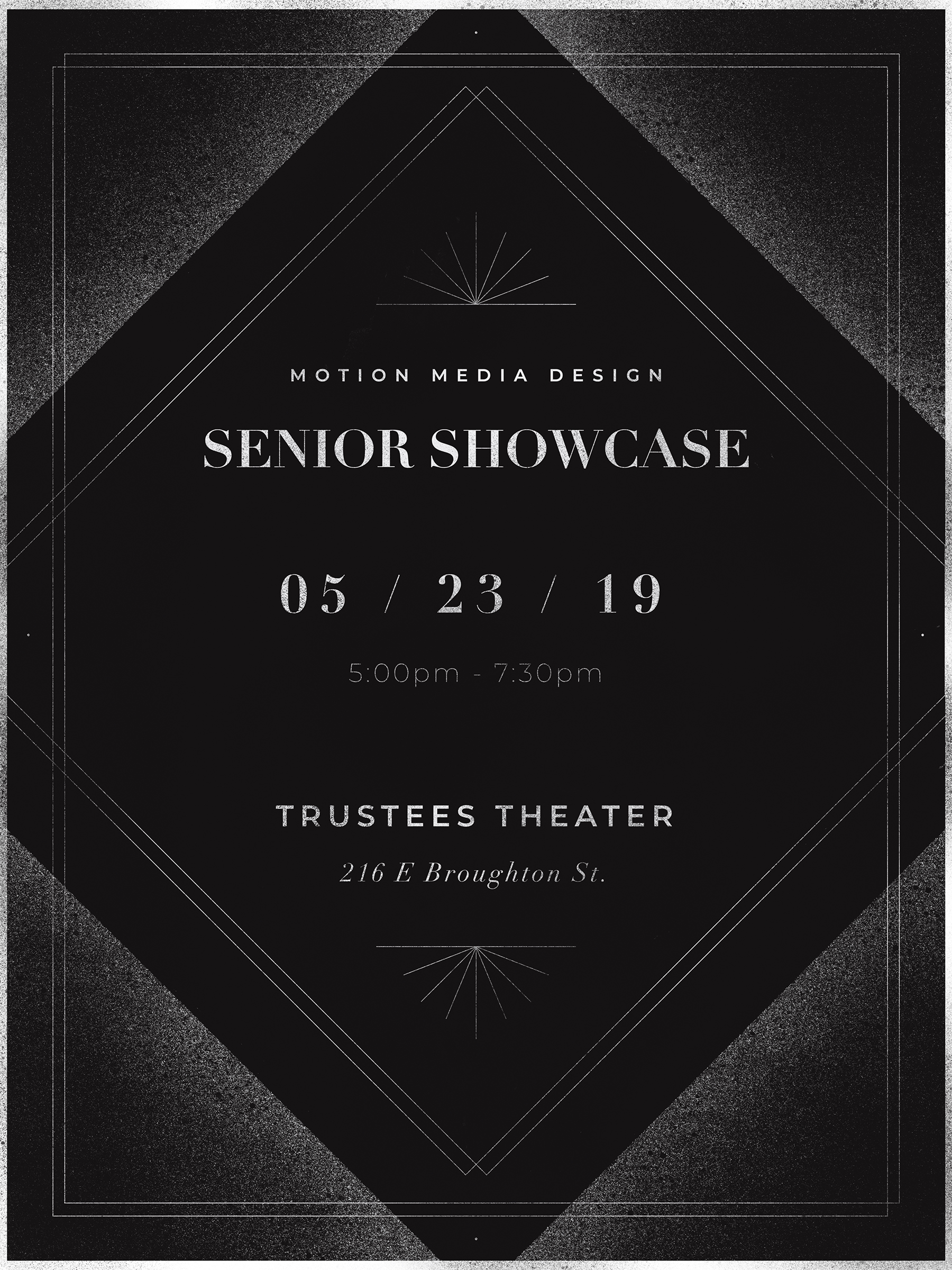 Motion Media Design – Senior Showcase