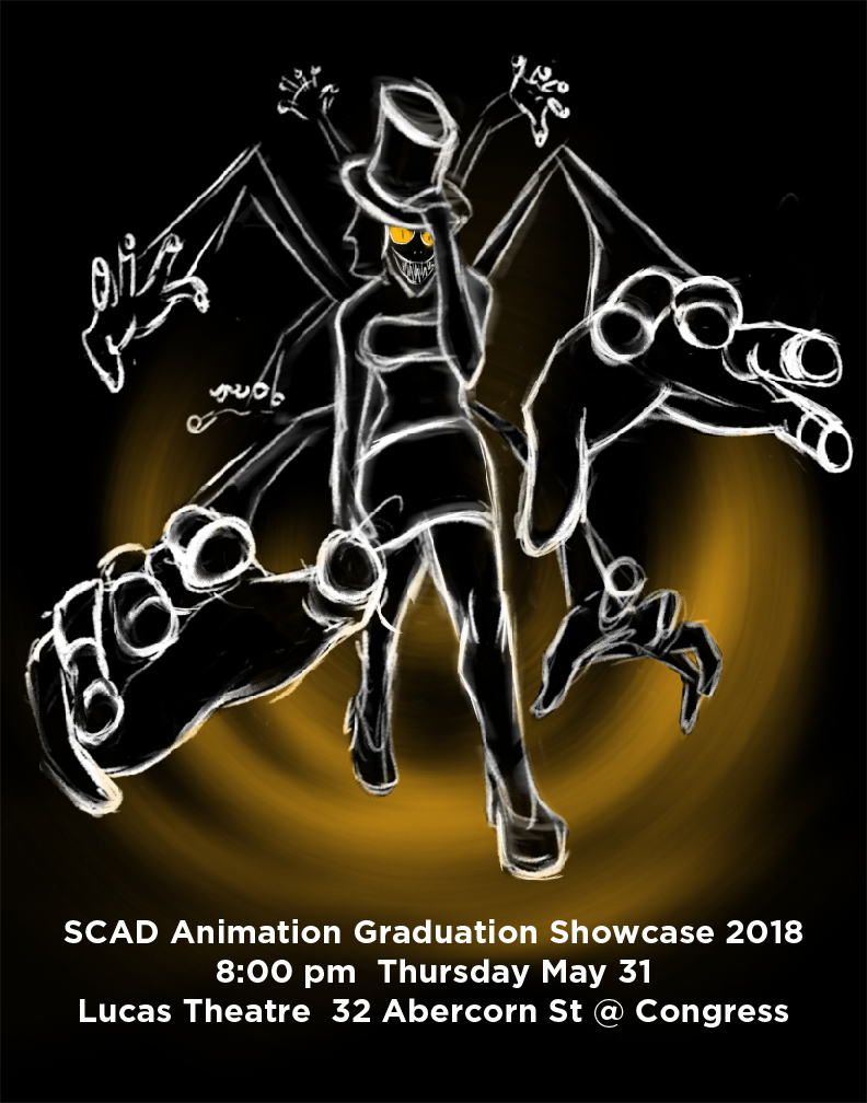 SCAD Animation Graduation Showcase 2018