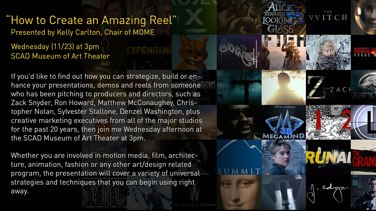 """How to Create and Amazing Reel"""