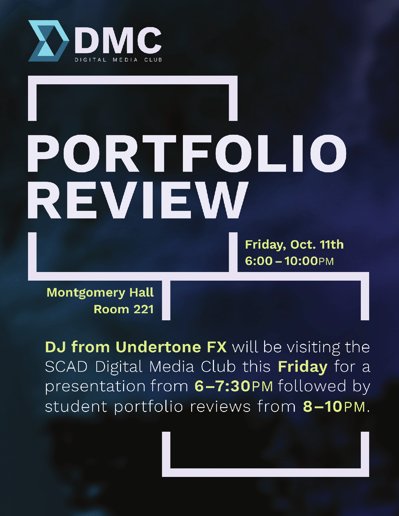 DMC Portfolio Reviews