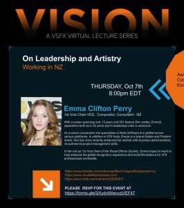VISION-Emma Clifton Perry