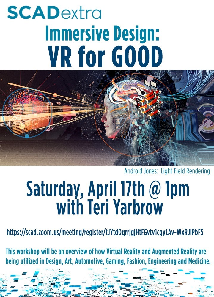 SCADextra Immersive Design: VR for GOOD