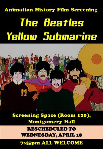 Yellow Submarine - updated