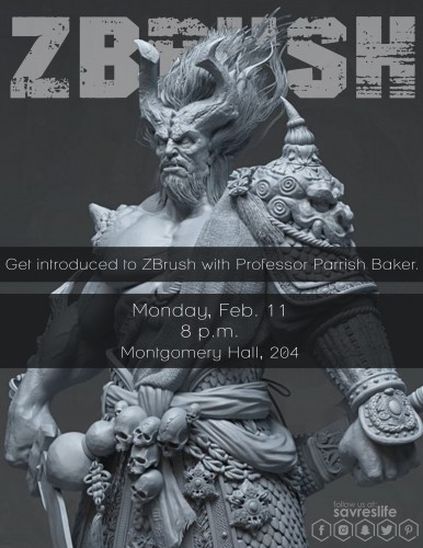 ZBrush_Parrish_Program_Sanda_Gavriliuc