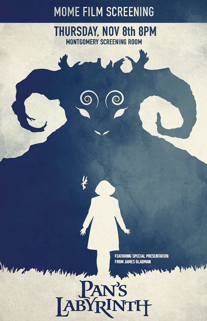 MOME Film Screening – Pan's Labyrinth