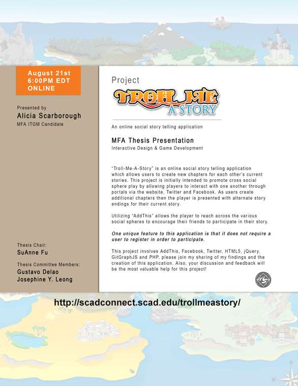 Project Troll-Me-A-Story